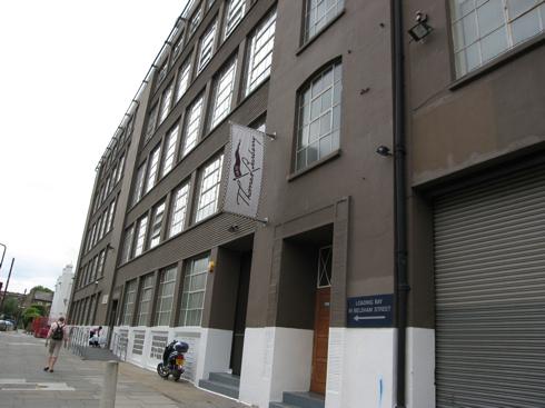 Фабрика Burberry